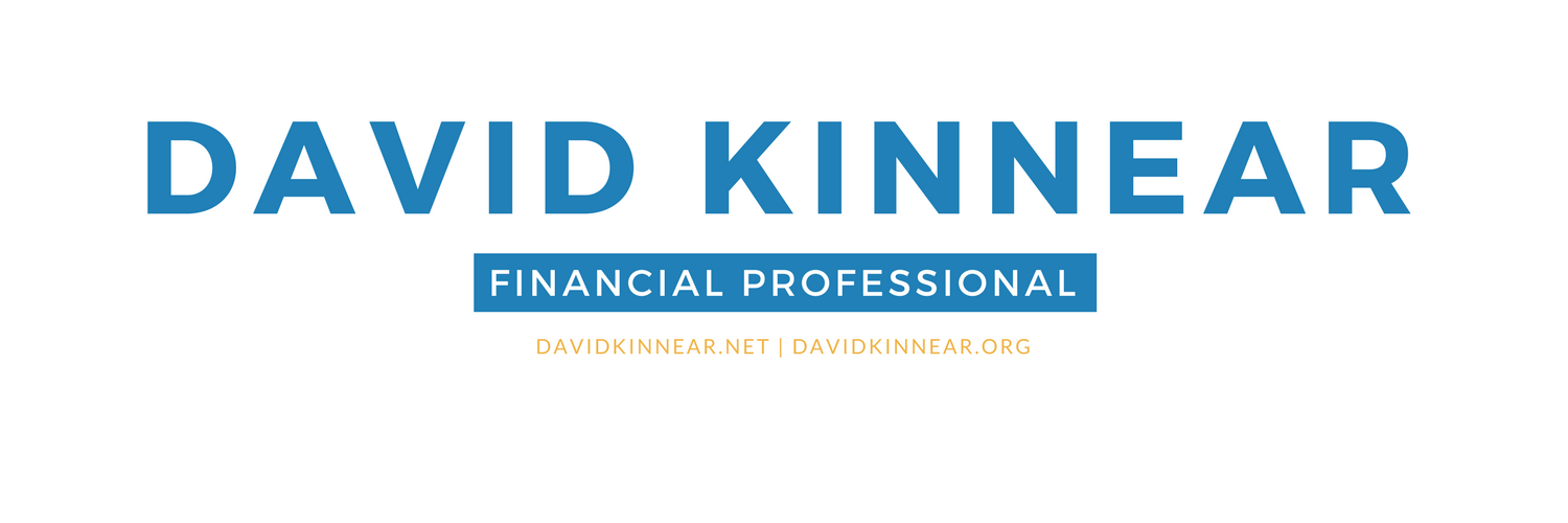 David Kinnear | Homepage Logo